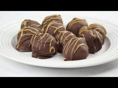 Peanut Butter Brownie Truffles - Sincerely Jean