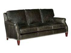 Finish: Mahogany. Nail Trim: Natural. Seat Cushion: Foam Blend Down (2). Back Pillow: Blend Down (2).