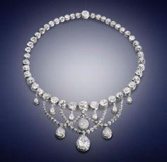 A 19th century diamo beauty bling jewelry fashion