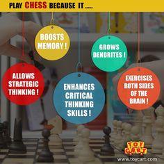 Isn't that Amazing? #chess #benefitsv