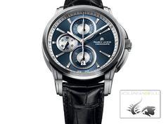 Swiss watches men and women Swiss Luxury Watches, Watches For Men, Men's Watches, Automatic Watch, Stainless Steel Case, Leather, Blue, Accessories, Mens Designer Watches