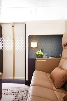 First, we brought you The World's Most Expensive Hotel Suite. Now, get ready to reevaluate your air travel priorities (and your finances), because we're back at it again with an elite flight that'll cost you more than a 2016 Mercedes-Benz.   By Chelsea Stuart#Jetsetter