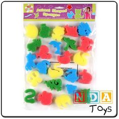 Animal Shaped Sponges has been published on http://www.discounted-baby-apparel.com/2013/08/08/animal-shaped-sponges/