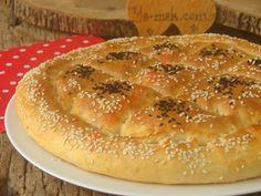 Orjinal Ramazan Pidesi Turkish Recipes, Brunch, Food And Drink, Pie, Bread, Baking, Breakfast, Desserts, Essen