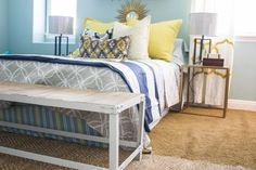 bedroom makeover / reality and retrospect