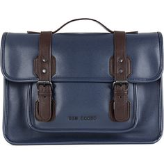 TED BAKER Skoling satchel bag (Navy