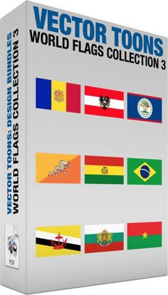 World Flags Collection 3:   Bundle of images includes the following:  Flag Of Andorra The national flag of Andorra with vertically striped blue yellowand red national flag with a central coat of arms  Flag Of Austria The flag of Austria consisting of a horizontally striped red and white triband with a black central eagle coat of arms  Flag Of Belize The flag of Belize with horizontal stripes of red dark blue and red incorporating on its wide middle stripe the national coat of arms with a…