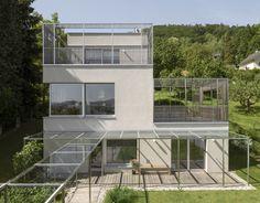 Anna Wickenhauser Architektur  Haus K-L Graz/A Privathaus Wicken, Anna, Graz, Architecture, Projects, House