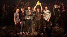 #Soshinrockslab pour la grande #Finale le 26 octobre 2013 au Trianon. #Concert #Musique    Prix du public : We are Match   Crédit photo : DAVID WOLFF PATRICK