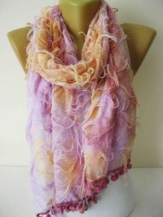 Elegant Scarf  gift Ideas For Her Women's Scarves