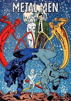 Metal Men (DC Comics)