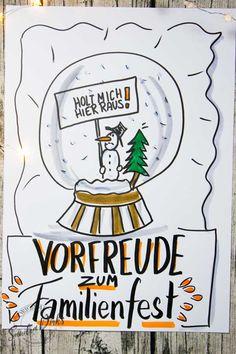 Mini - Flipchartkurs - So zeichnest du eine Schneekugel https://sandra-dirks.de/mini-flipchartkurs-so-zeichnest-du-eine-schneekugel/
