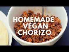 Homemade Vegan Chorizo « Dora's Table | Vegan Mexican Recipes