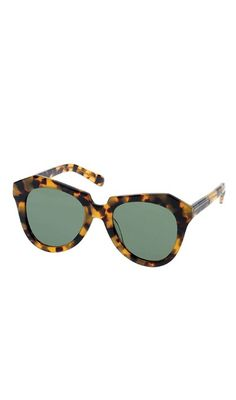 Karen Walker Number One Crazy Tort. Maybe? I don't even know anymore, I've tried on so many this summer.