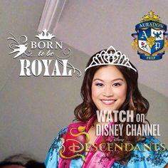 Mulan's daughter Lonnie