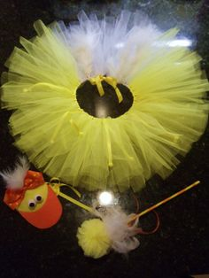 Little Duck Costume by SeeSalSew on Etsy, $30.00