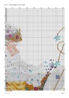 "Gallery.ru / cnekane - Альбом ""Cuadro 14"" Cross Stitch Designs, Cross Stitch Patterns, Cross Stitch Embroidery, Hand Embroidery, Christmas Cross, Christmas Tree, Santa Cross Stitch, Diagram, Map"