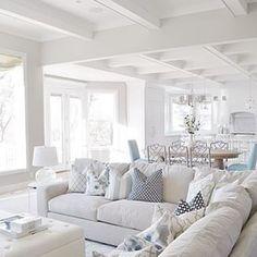 THREE BIRDS RENOVATIONS @threebirdsrenovations Instagram profile - Enjoygram | Dream Home t | Hampton Style, Home Renovation and Living Rooms