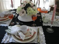 ~Tablescapes By Diane~: repost Summer Time Get Together ~~