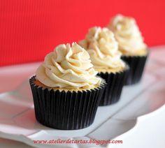 Cupcakes sin gluten más recetas en www.atelierdetartas.blogspot.com