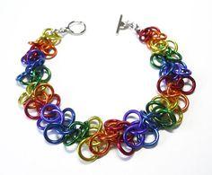 rainbow frindge