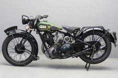Te Koop Klassieke BSA Motorfietsen 1928