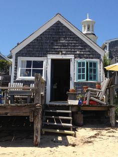 Provincetown beach cottage