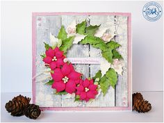 MiniArt - hand made with love: Bożonarodzeniowe karteczki / Christmas cards