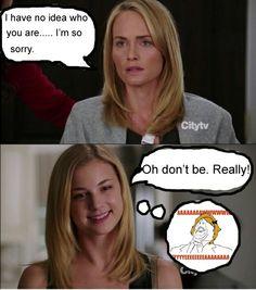 Love Emily's comebacks #revenge