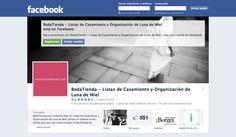 Seguinos en el facebook de Bodatienda!!