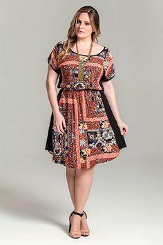 Vestido Plus Size 11