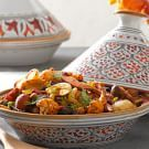 Try the Vegetable Tagine Recipe on williams-sonoma.com/