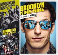 Brooklyn Nine-Nine Seasons 1-3 (DVD)