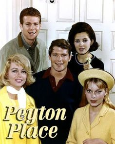 dougsploitation: Return to PEYTON PLACE, Part 2