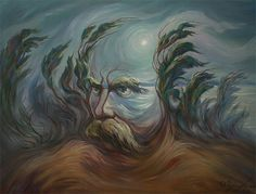 Illusion Kunst, Illusion Art, Oleg Shuplyak, Russian Art, Best Artist, Optical Illusions, One Pic, Art Sketches, Surrealism