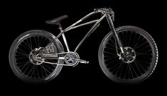 The Broadsider is gorgeous one-off from Trek.  I wish their production bicycles were this daring.