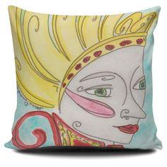 Rainha, Coleção Fantasy. Baseada na obra em aquarela de Aline Pascholati. O objetivo da artista é mostrar o lado mágico da vida, a partir de personagens enigmáticos e imagens bem coloridas.