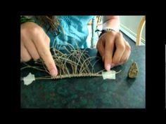 Macrame Wrap a Stone part 1