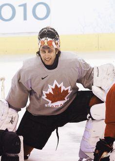 Roberto Luongo, Team Canada