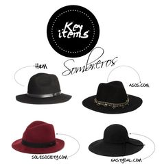 Fall/Winter 2014 Trends: Sombreros, según tu Clima!