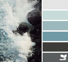 Sea Foam Palette