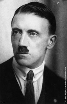 Hitler's life in pictures