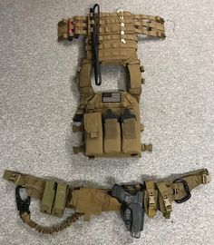 Nice Loadout 💪😎 Save on Warrior with the code Current Plate Carrier and Battle Belt Setup 💥👍🏻 ( 📷 )