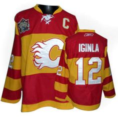 Full selection of NHL jersey, authentic jerseys, replica jerseys and premier jerseys, our cheap NHL jersey are the hot selling product all around the world. Nhl Jerseys, Sports Uniforms, Calgary, Hockey, Orange, Things To Sell, Tops, Ice, Classic