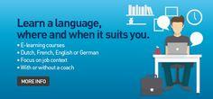 E-learning Learning Courses, German, Public, Language, English, Deutsch, German Language, Languages, English Language