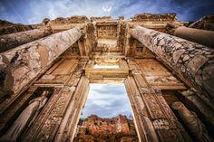 Efes Antik Kent (İzmir/Turkey)
