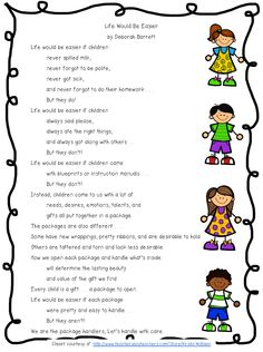 My school counselor shared this with our staff last year as we received our class lists. With a new school year upon us, I thought I would p. The New School, New School Year, I School, Back To School, Math Teacher, Math Classroom, Class List, Say Please, School Counselor