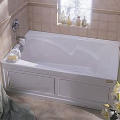 60'' x 36'' Soaking Tub