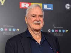HAPPY 82nd BIRTHDAY to JOHN CLEESE!! 10/27/21 Born John Marwood Cleese, English actor, comedian, screenwriter, and producer. Emerging from the Cambridge Footlights in the 1960s, he first achieved success at the Edinburgh Festival Fringe and as a scriptwriter and performer on The Frost Report. In the late 1960s, he co-founded Monty Python, the comedy troupe responsible for the sketch show Monty Python's Flying Circus.