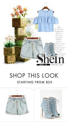 """""""Shein contest"""" by fashionhailey ❤ liked on Polyvore"""